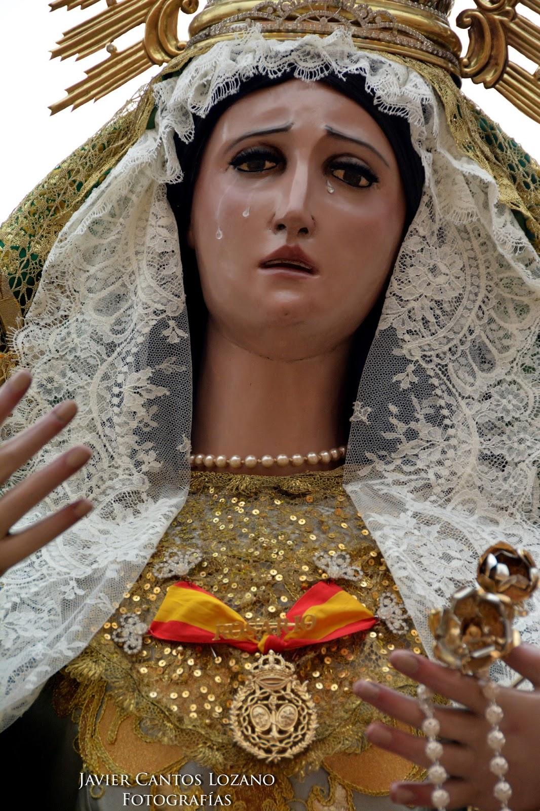 Hermandades y cofrad as sevilla la virgen del rosario y esperanza de sevilla este estrenar - Apartahoteles sevilla este ...