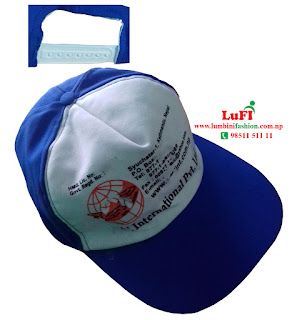 Make Cap Nepal Kathmandu with Print-LuFI