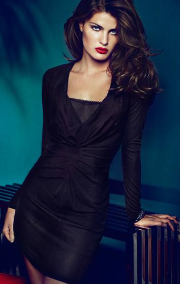 vestidos de noche cortos 2012