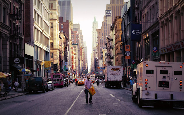 Pulse of New York City