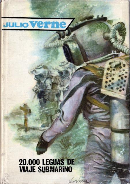 20000 Leguas De Viaje Submarino Julio Verne Libro | Apps Directories
