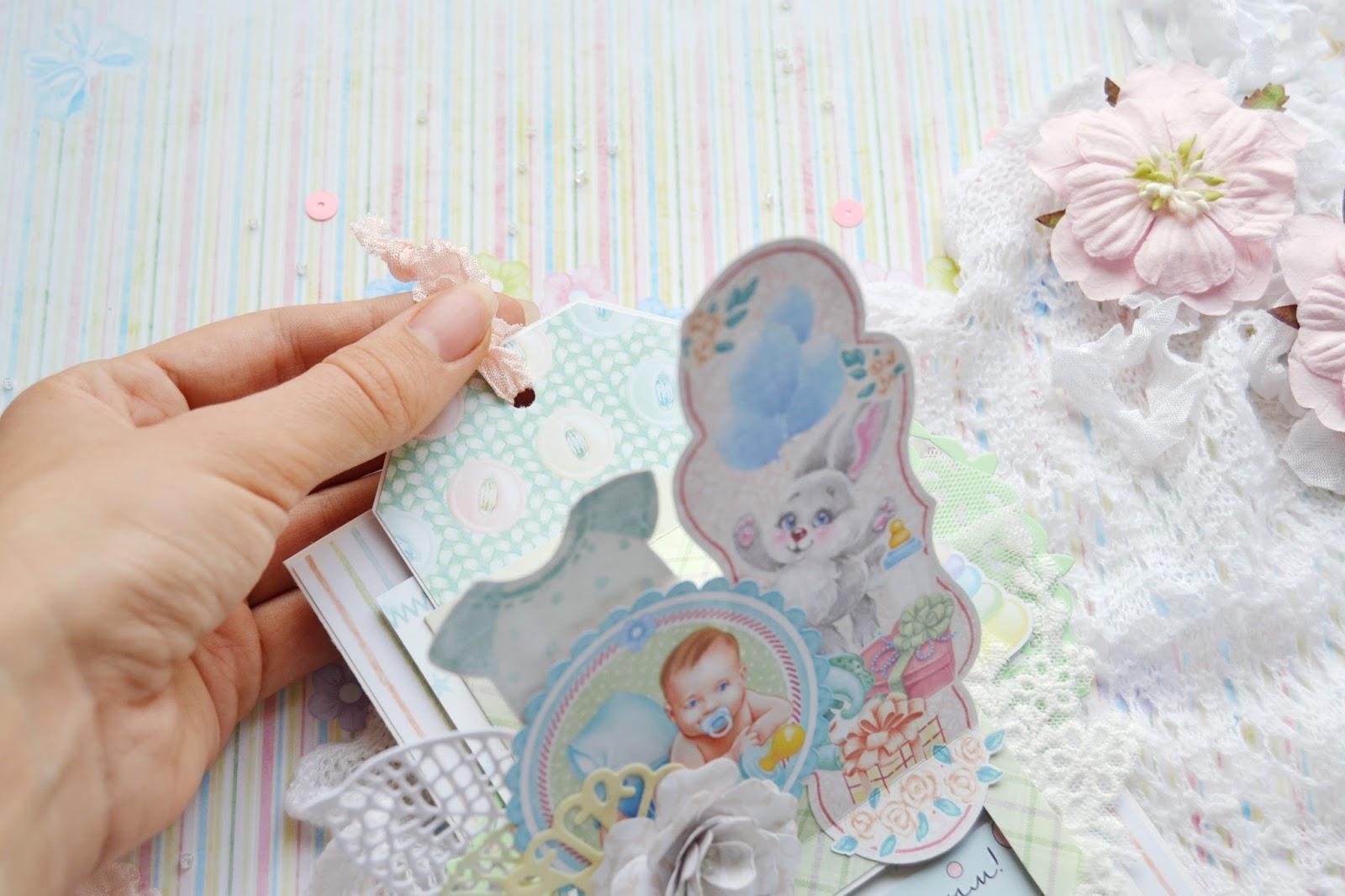Поздравления и красивые открытки с рождением ребенка 75
