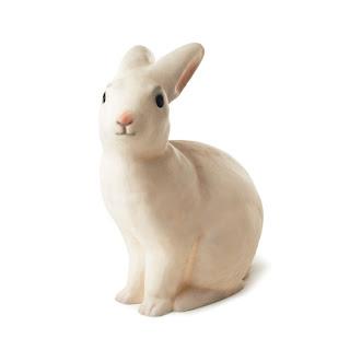 lampe lapin alice aux pays des merveilles