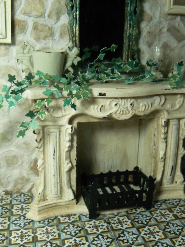 Minieden decoracion de la chimenea - La chimenea decoracion ...