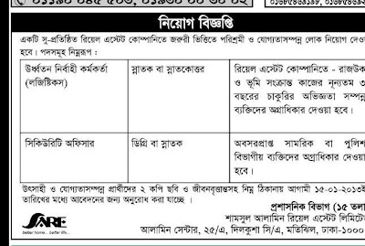 Azadi jobs chittagong