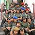 Foto Narsis Anggota TNI dan POLRI Cukup Menghibur