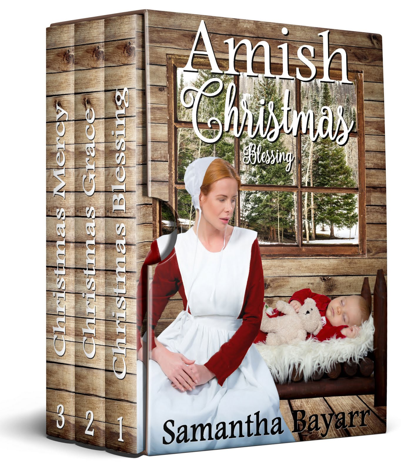 Amish Christmas Blessing