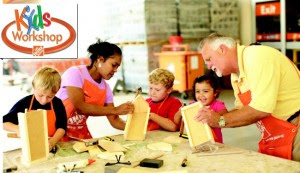 Free EPIC Herb Planter Kids Workshop at Home Depot