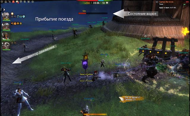 Guild Wars 2: GW2: Безумный Поезд