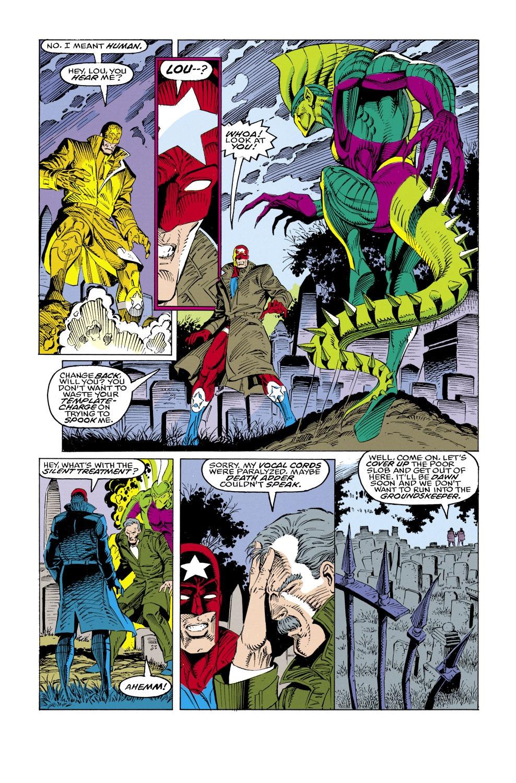 Captain America (1968) Issue #426 #376 - English 4