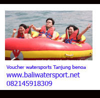 Wisata Watersports di Bali