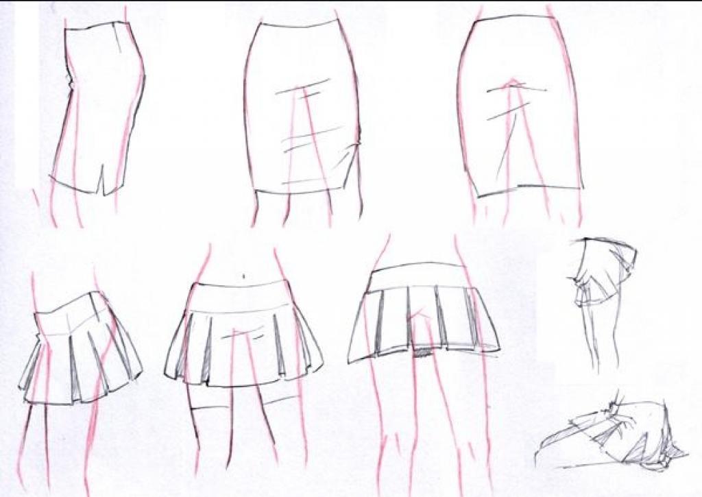 Hermosa Cómo Dibujar La Anatomía De Dibujos Animados Bandera ...