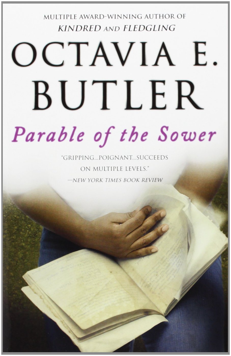 October Selection: Octavia Butler's The Parable of the Sower