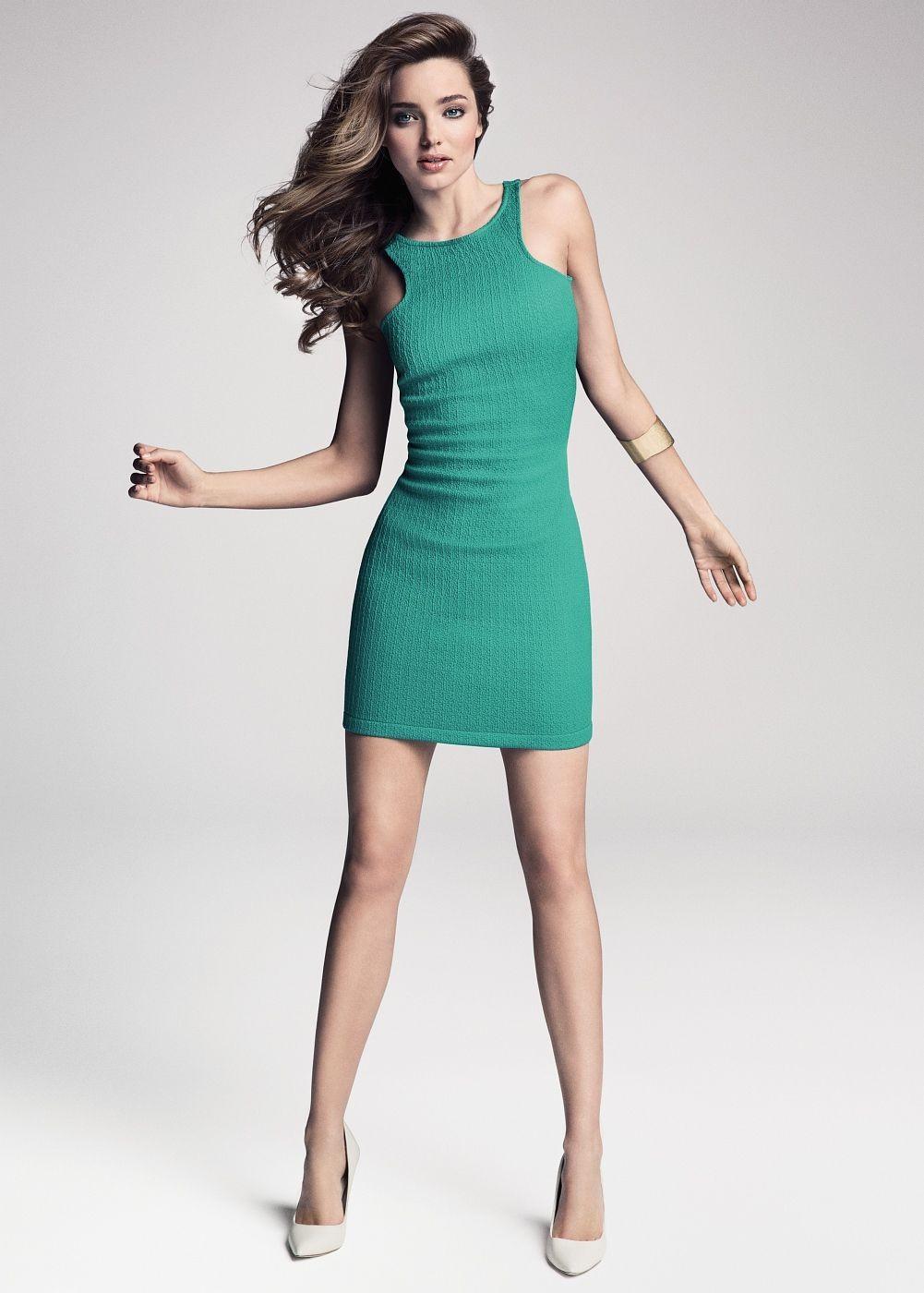 Miranda Kerr – Mango Summer 2013 Photoshoot