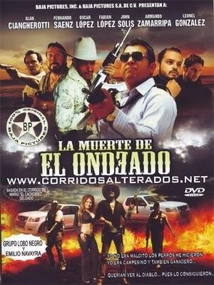 La muerte de El Ondeado (2013) Online Latino