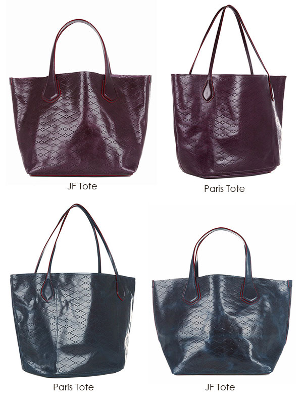 JF & Paris Totes | MZ Wallace