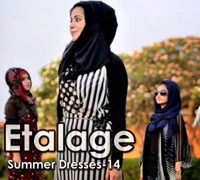 Etalage Summer Dresses