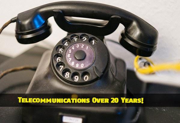 growth of telecommunications