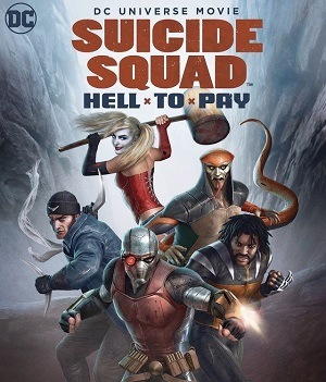Esquadrão Suicida - Acerto de Contas Filmes Torrent Download completo