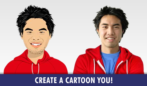 Cartoon Characters Yourself : Nothing found for best website to make create