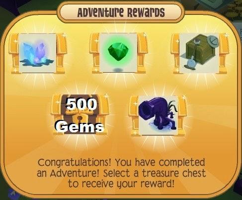 Prizes for return of the phantoms on aj