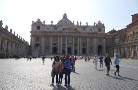 El Vaticano, Italia, Roma