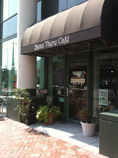 Bean There Cafe Exterior