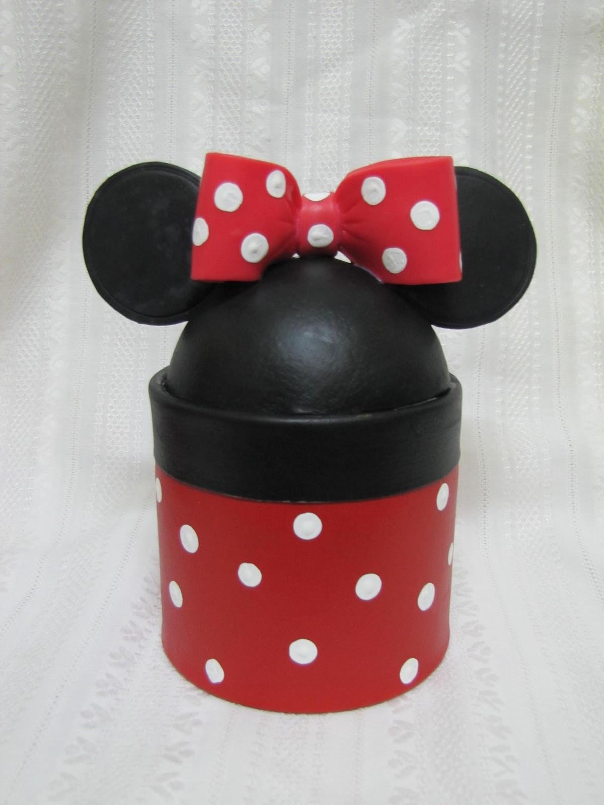 Cajitas de Mickey Mouse para imprimir y armar | Todo Peques
