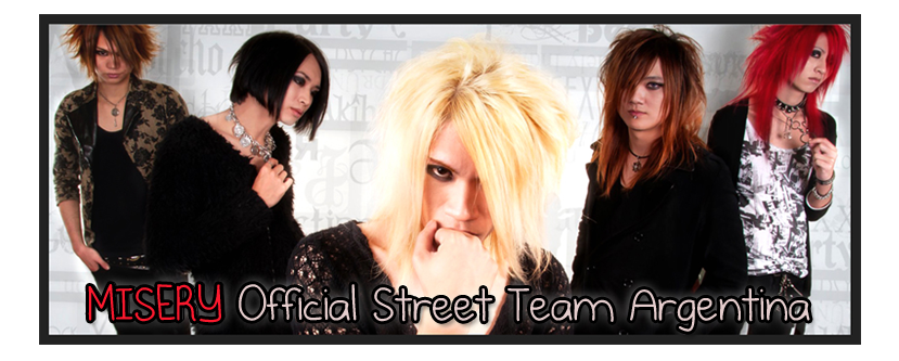 Misery Official Street Team Argentina