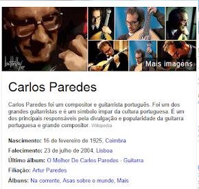 """Carlos Paredes ( clica na imagem para ouvires  a fabulosa composição """" Mudar de vida"""""""