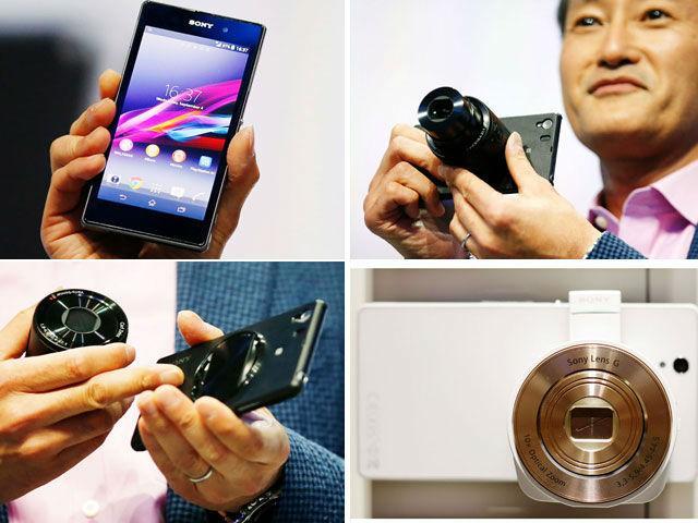 Harga Sony Xperia Z1 dan Spesifikasi April 2014