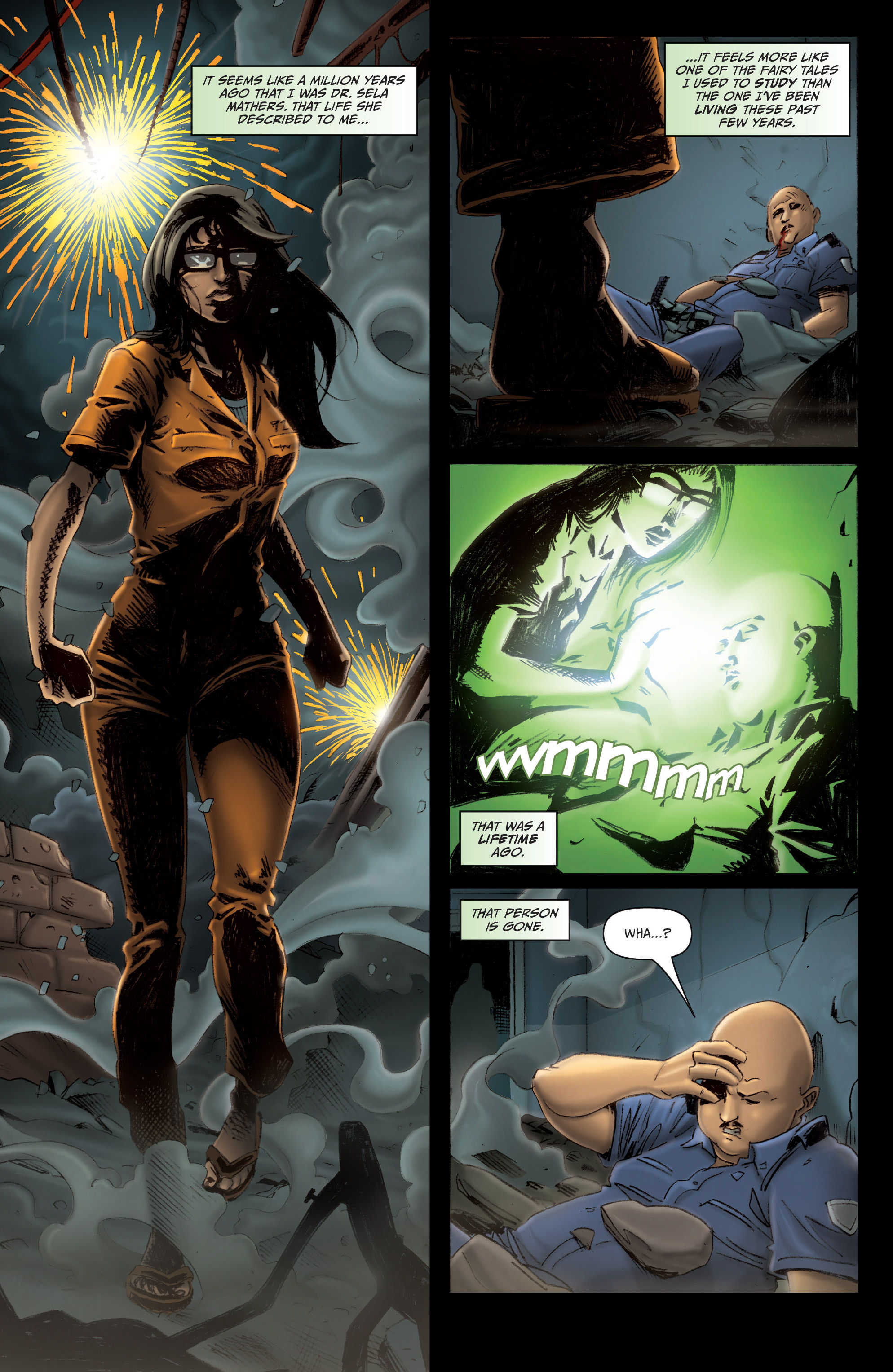 Grimm Fairy Tales (2005) Issue #76 #79 - English 16