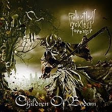 Children of Bodom, Relentless Reckless Forever, cd, new, album