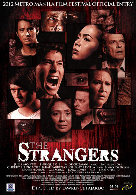 The strangers official movie poster