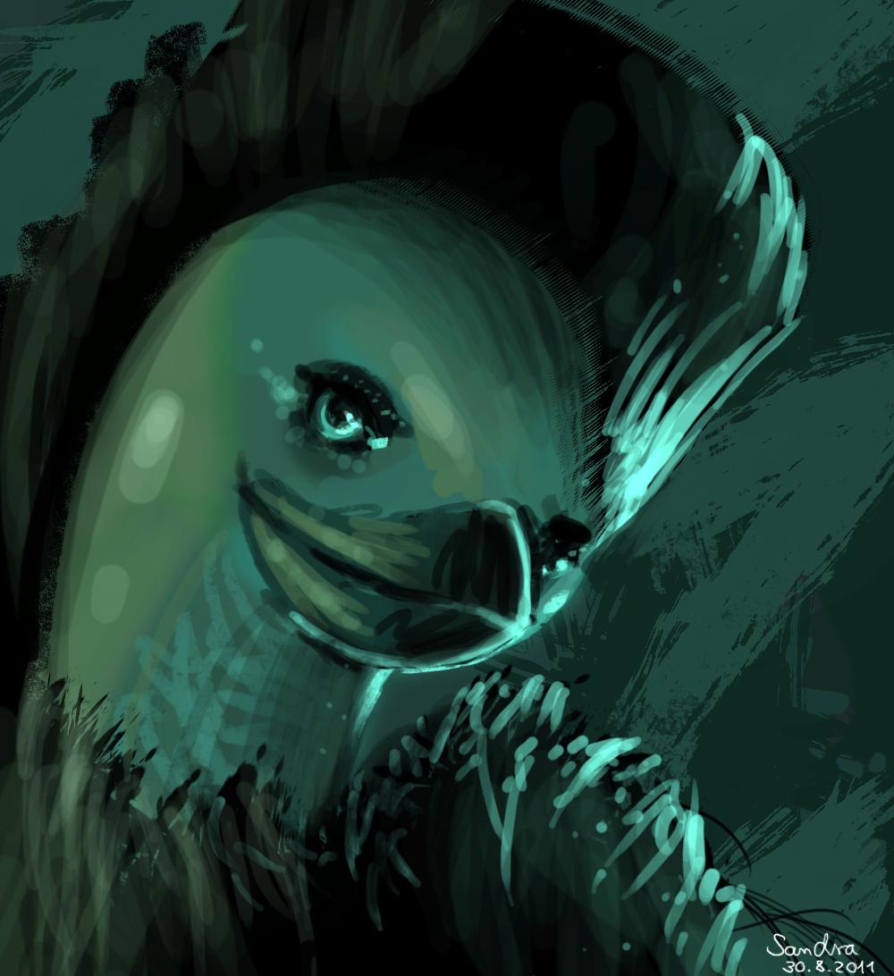 Sadako's SKETCHBOOK - What the hell? O_O