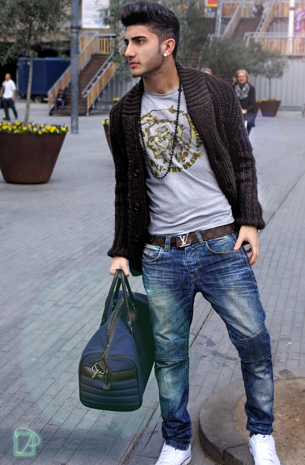 Welcome To Vernal Magazine's Blog: His Style: Featuring ...