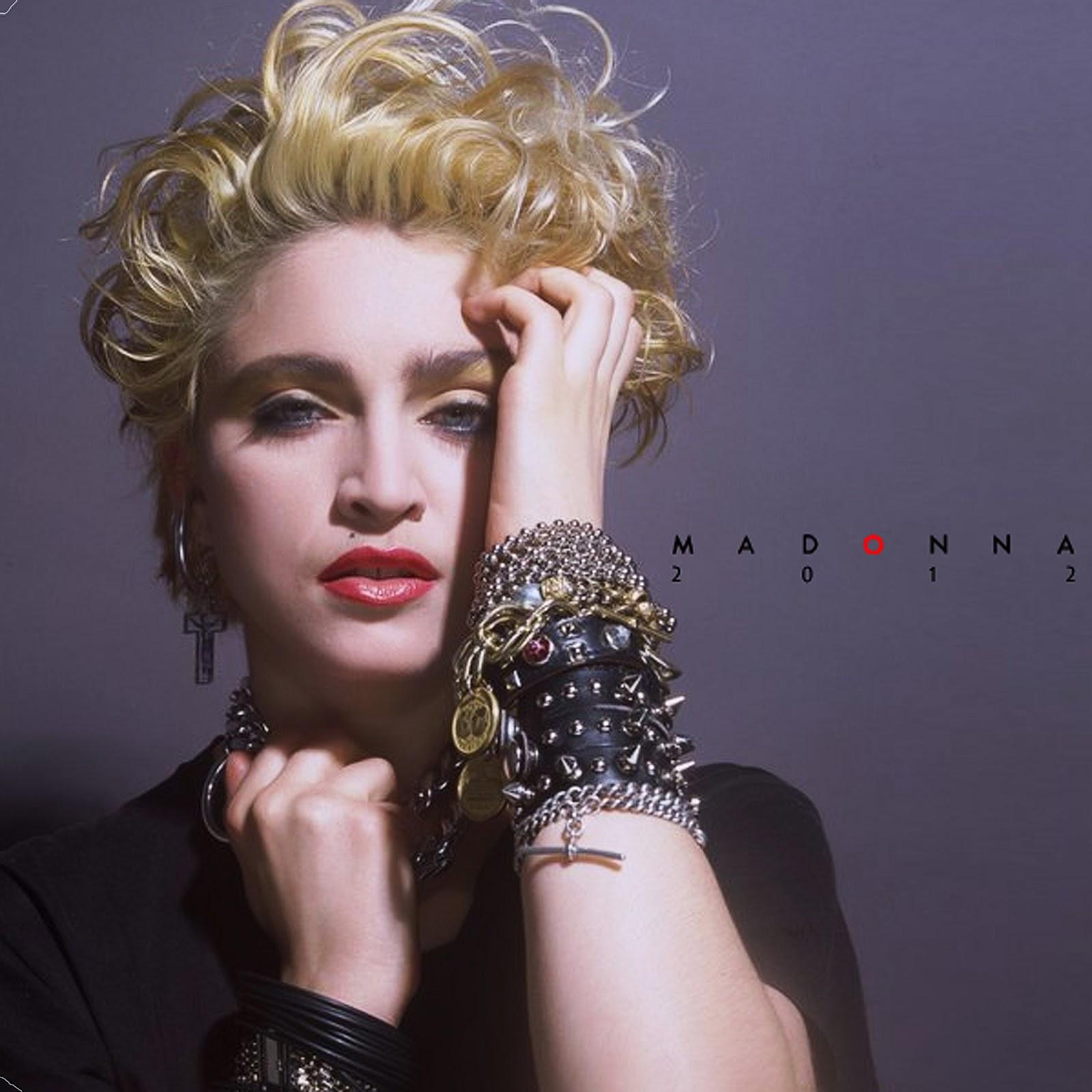 Madonna True Blue Holiday