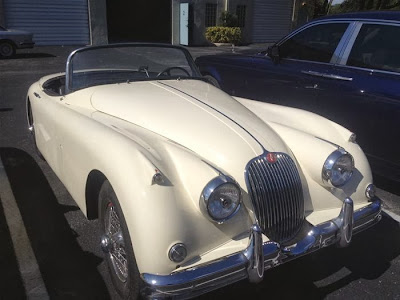 1959 jaguar XK 150 S Roadster
