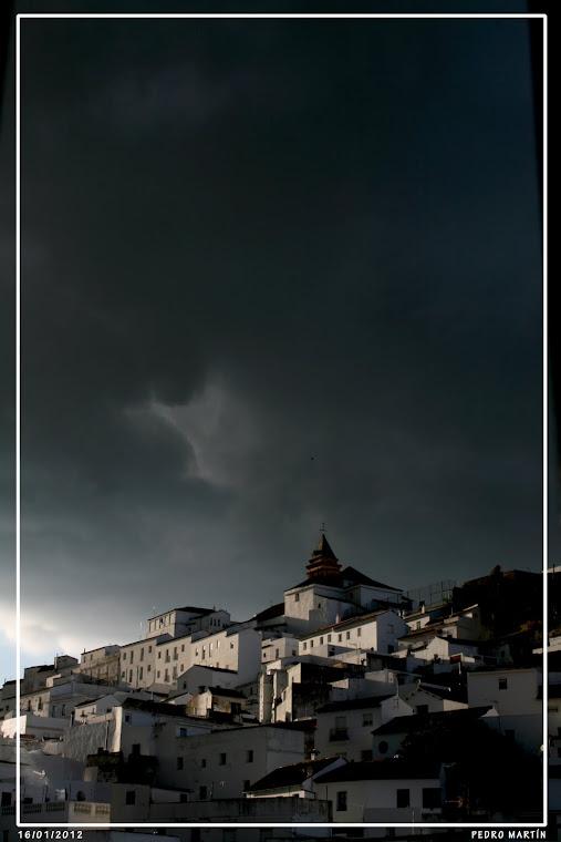 LLUVIA - 16-01-2012