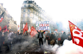 Greve na França