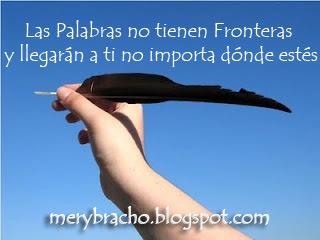 Palabras sin fronteras Mery Bracho, Postales de aliento, Biografía Mery Bracho
