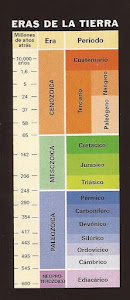 Tiempo Geològico