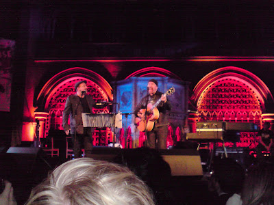 Bono and Edge Acoustic @ Union Chapel