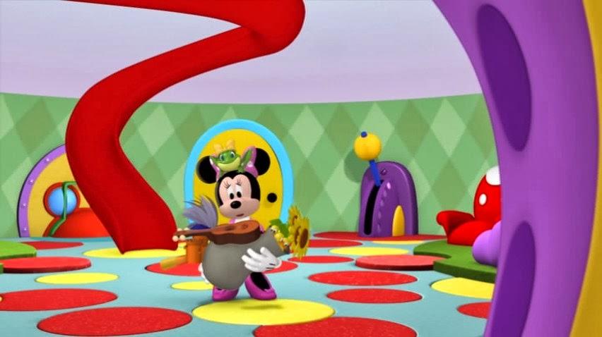 La Casa De Mickey Mouse: Minnie-Cienta DVDR [Latino] [2014 ...