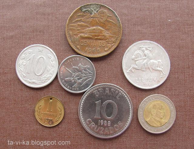 монеты monets