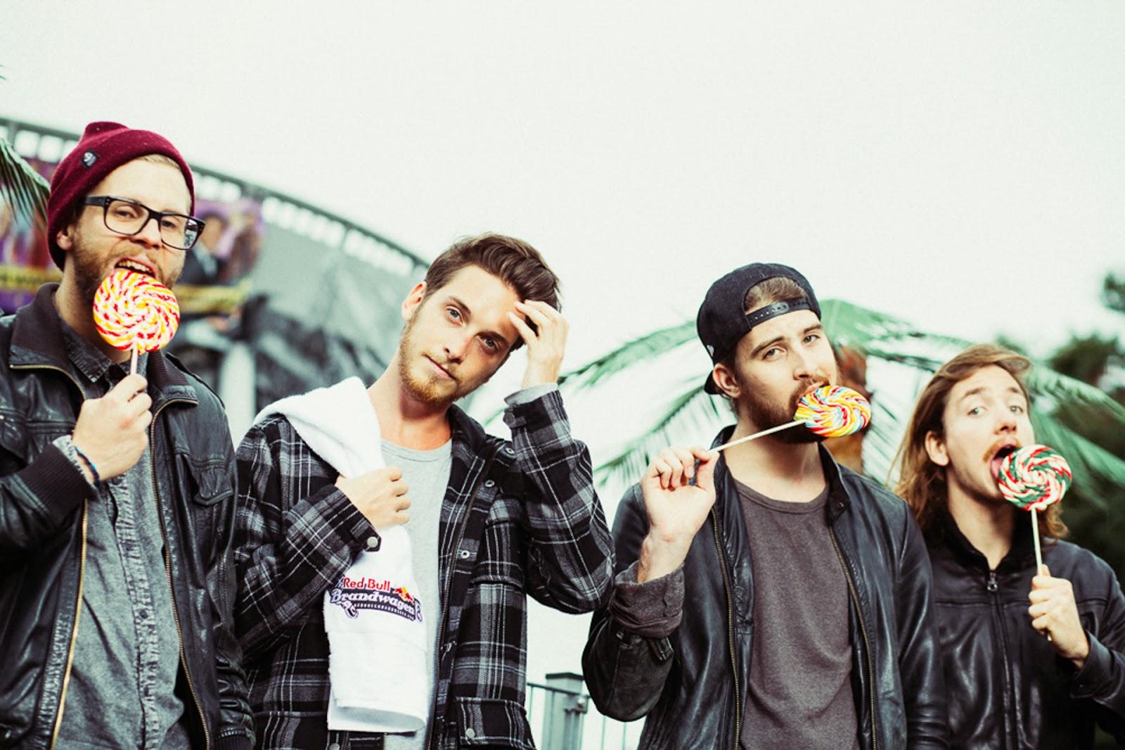 #sweet #guys #themakemakes #esc #2015 #vienna #wien #austria #matthiasheschl #photography #lollipop #lutscher #brandwagen #givesyouwings #portrait