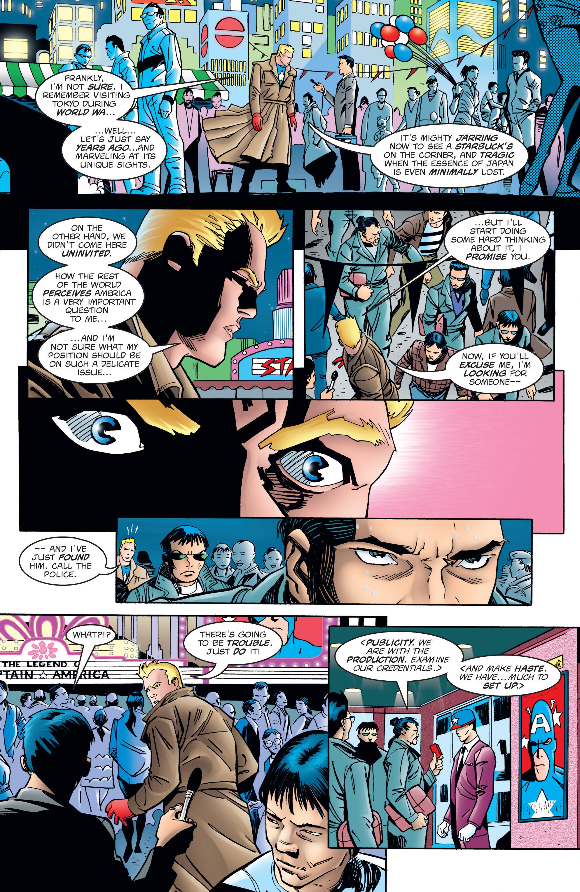 Captain America (1998) Issue #1 #4 - English 20