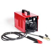 Pro Grade Ultra Portable 100 Amp Electric Arc Welder