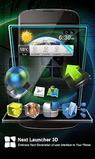 Next Launcher 3D v2.07.1