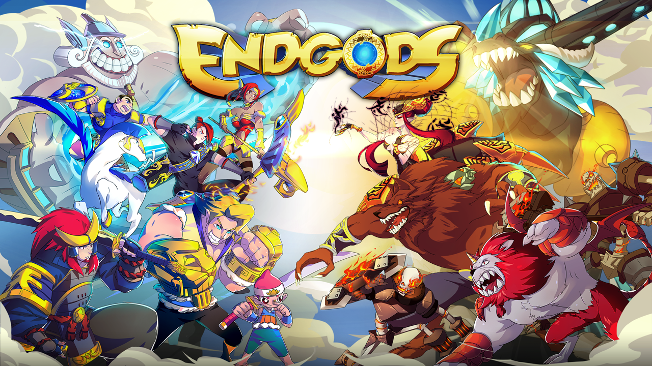 Endgods Gameplay IOS / Android